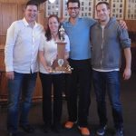Golf Curling Winners
