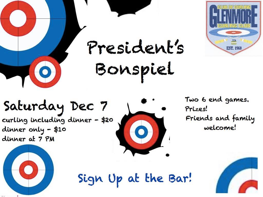President's Bonspiel